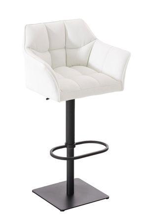Barhocker Kunstleder weiß Barstuhl Stuhl Stühle Esszimmer 44855159