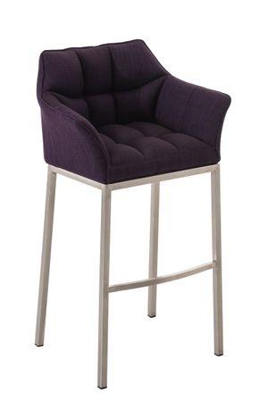 Barhocker lila Barstuhl Stühle Küche Esszimmer Tresenstuhl  44855174