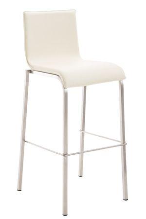Barhocker Kunstleder beige Barstuhl Stuhl Stühle Tresenmöbel  44855258