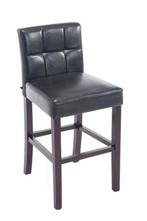 Barhocker Kunstleder schwarz Barstuhl Stuhl Stühle Küche 44855298