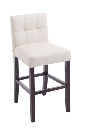 Barhocker Stoff creme Barstuhl Stuhl Stühle Küche Tresenmöbel 44855315