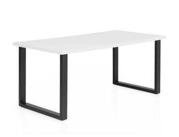 Esstisch Mutina 14 weiß 160x90x76 cm Esszimmertisch Tisch