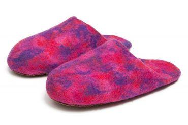 Crazy Slippers Pink Gr. 45 – Bild 1