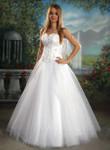 Brautkleid Schleppe Dreiteiler Hochzeitskleid Asfour Kristallen Kleid Hochzeit 001