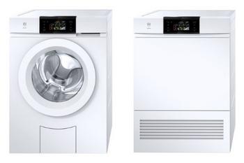 V-ZUG Waschturm, AdoraWaschen V2000 + AdoraTrocknen V2000, Türanschlag: links, 1102100024 + 1201100004