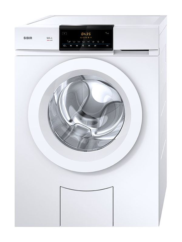 sibir waschturm waschmaschine wa l 11010. Black Bedroom Furniture Sets. Home Design Ideas