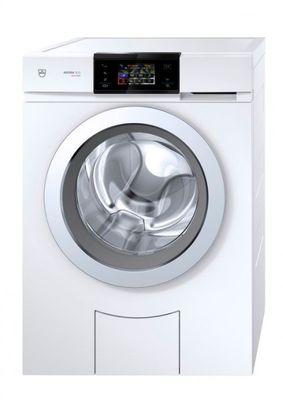 V-ZUG Waschmaschine Adora SLQ re, 8 kg, 1600 U/min, OptiTime, Dampfglätten, WetClean, TouchDisplay, EcoManagement, A+++ -30%