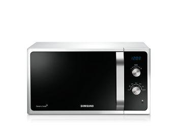 Samsung Mikrowellenofen MS23F301EAW (MS23F301EAW/SW), 50 cm, Weiss, 800 W