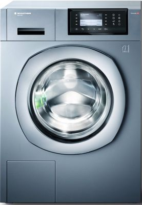 Schulthess Waschmaschine speedLine pro 7740 Pumpe, anthrazit, 7 kg, 1500 U/min, 3D-Waschtrommel, A+++