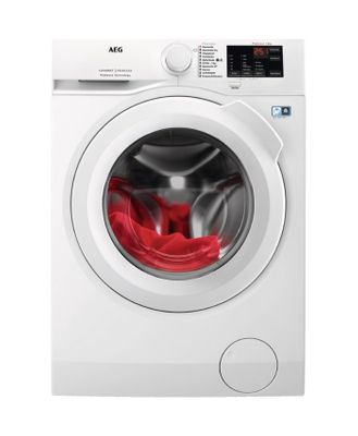 AEG Waschmaschine LP5682, 8 kg, 1600 U/min, 9 Programme, 6 Optionen, A+++ -30%