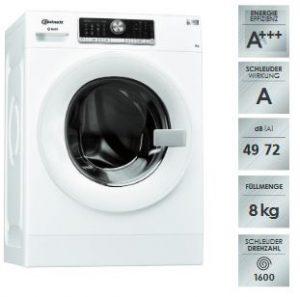 Bauknecht Waschturm  WAPC8653 ELITE + TRPC 8652 ELITE