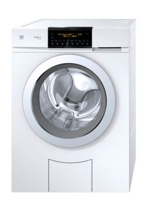 V-ZUG Waschmaschine Adora SL, re 1101200014, 8 kg, 1600 U/min, OptiTime, Dampfglätten, Klartextdisplay, EcoManagement, V-ZUG-Home, A+++ -20%
