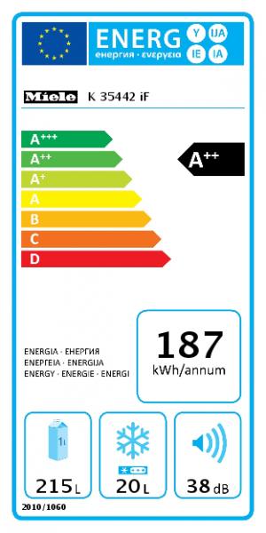 Miele Einbau-Kühlschrank K 35442 iF