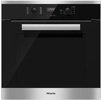 Miele Backofen H 2661-1 B, 60 cm, Edelstahl, EasyControl, XL-Garraum, PerfectClean, A+