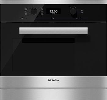 Miele Dampfgarer DG 6400-55, 55 cm, Edelstahl, DirectControl, MultiSteam