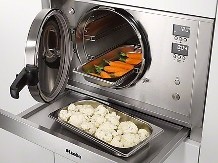Miele Druckdampfgarer DGD 6635