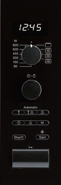 Miele Einbau-Mikrowellengerät M 6022-55 SC