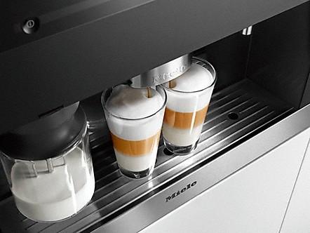 Miele Einbau-Kaffeevollautomat CVA 6805 OneTouch