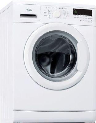 Whirlpool Waschmaschine AWS 6126, 6kg, 6th Sense, Mengenautomatik, LED-Display, 30-cm-Türöffnung, A++