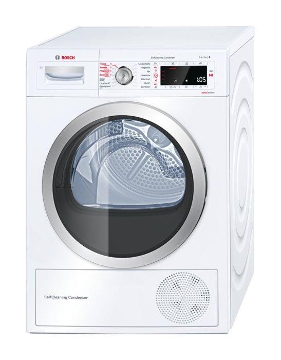 bosch waschturm waschmaschine waw32640ch 8 kg a 30 w rmepumpentrockner wtw85540ch 8. Black Bedroom Furniture Sets. Home Design Ideas