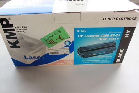 KMP Toner HP Laserjet 1200 EP-25 High Yield H-T20