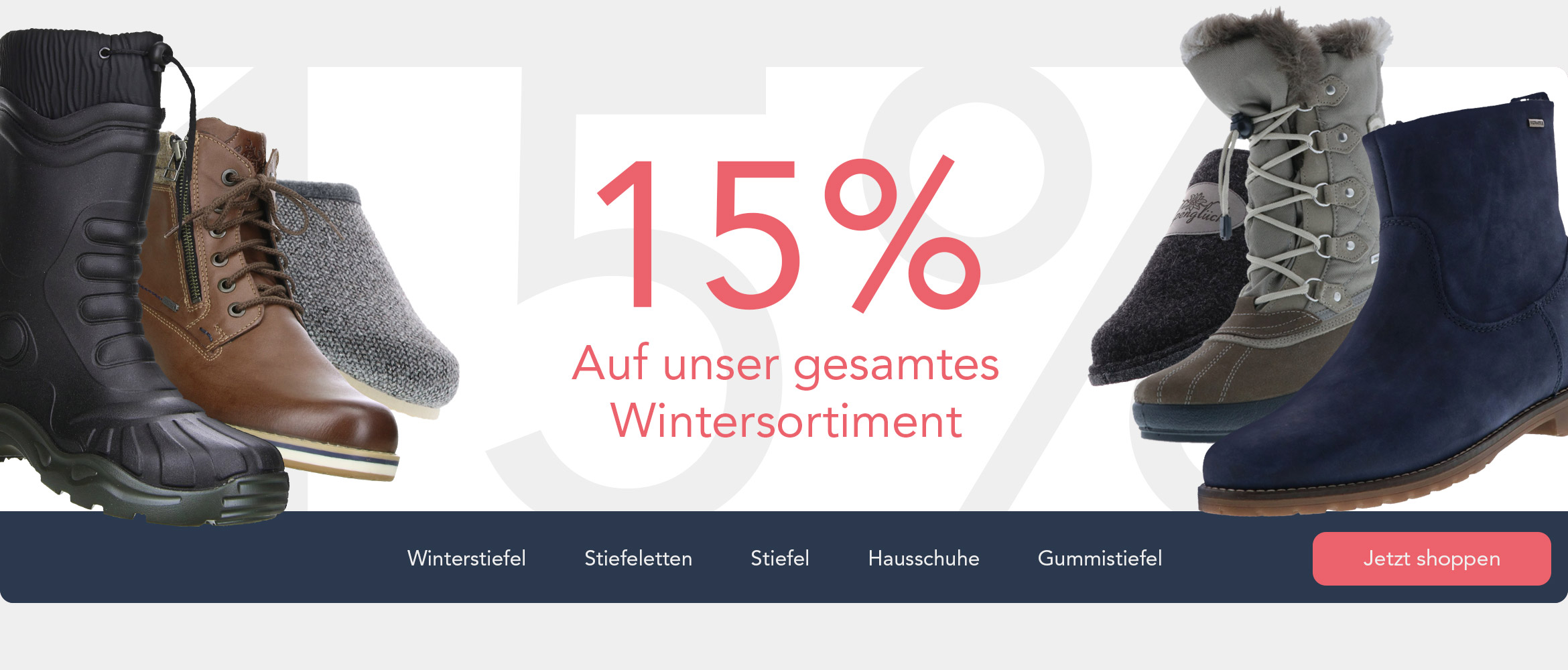 Slider Wintersale 2020