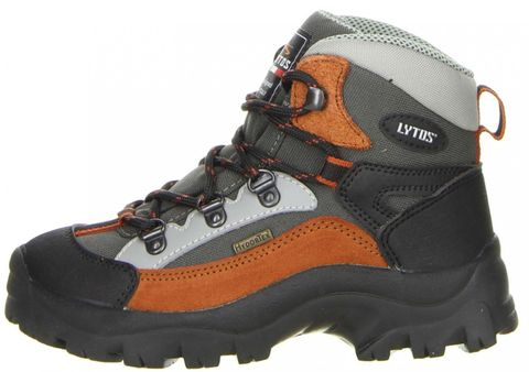 LYTOS Kinder Wanderschuhe Outdoorschuhe orange – Bild 5