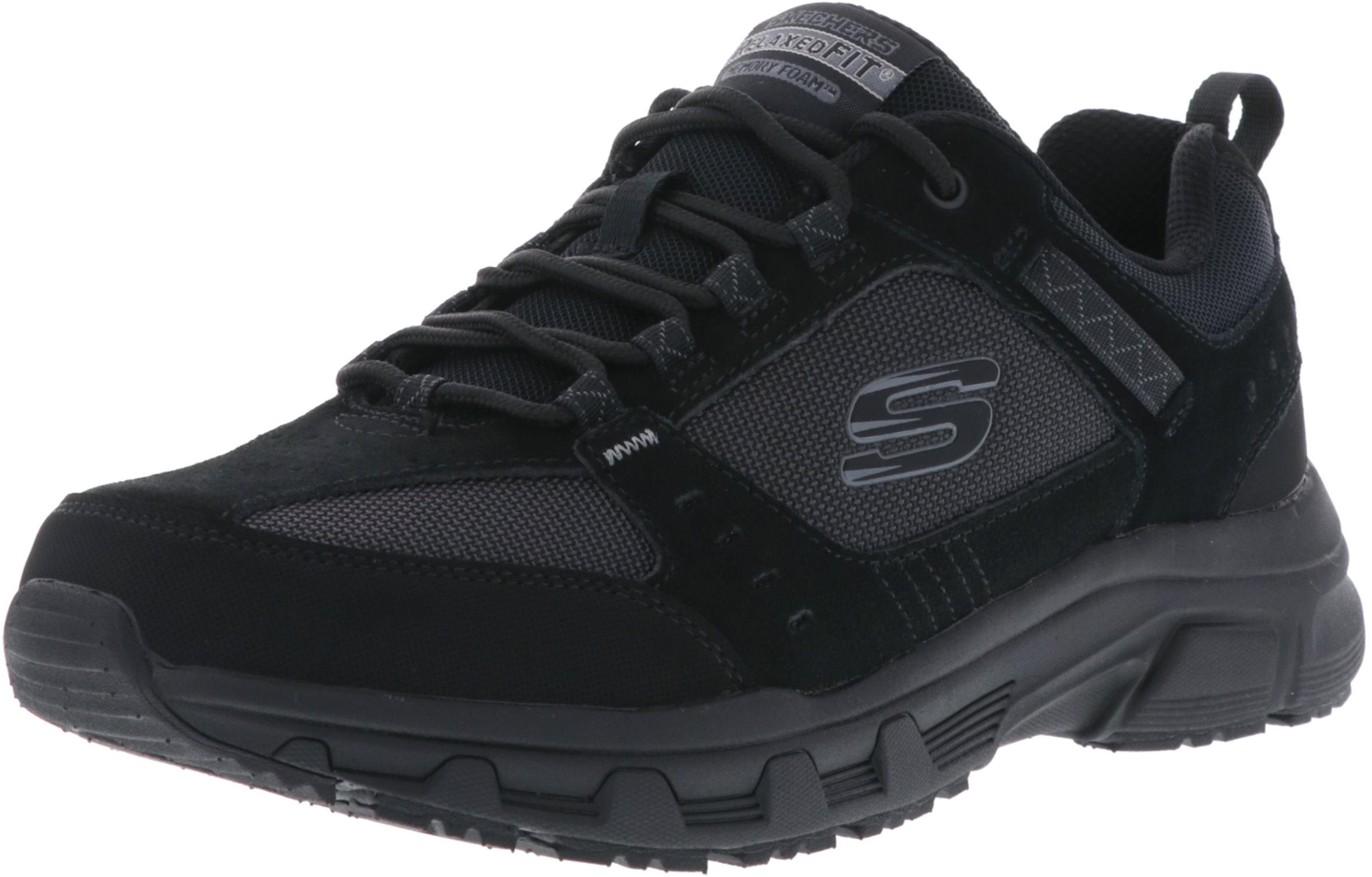 SKECHERS 51893BBK Oak Canyon Herren Sneaker Outdoorschuhe F3RpZ