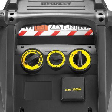DeWALT DWV902MKIT Industrie Nass Trockensauger 1400W 38L + Reinigungsset DE7091 – Bild 4