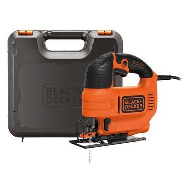 Black & Decker KS701PEK Elektronik Pendelhub Stichsäge 520W mit Koffer – Bild 1