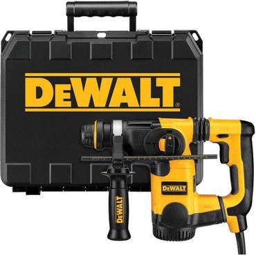 DeWALT D25323K Kombihammer Bohrhammer Meißelhammer SDS-Plus 800W mit Koffer – Bild 1