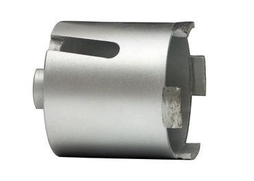Profi Tech Diamant Dosenbohrer Bohrkrone Laser Ø 82 mm 4Seg Einspannzapfen 6Kant – Bild 2