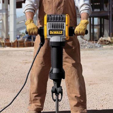 DeWALT D25980 Abbruchhammer Stemmhammer Meißelhammer 31kg 28mm Sechskant 2100W – Bild 7