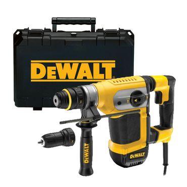 DeWALT D25415K Kombihammer Bohrhammer SDS-Plus Schnellspannfutter 1000W 4,2J 4,3Kg Koffer – Bild 1