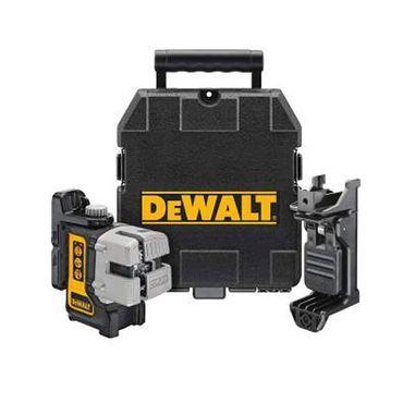 DeWALT DW089K Multilinien Laser Kreuzlinienlaser automatisch Halterung & Koffer