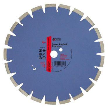 Profi Tech Diamant Trennscheibe Laser Asphalt Remium Ø 350 mm Hammersegmenten