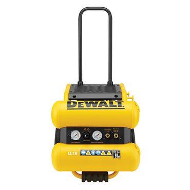 DeWALT DPC16PS Mobiler Kompressor mit Öl 1.800 Watts (2.5 PS) – 16 L – 10 Bar  – Bild 2