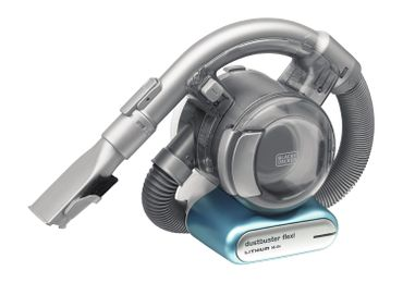 Black & Decker PD1420LP Dustbuster Flexi Pet Akku Hand Staubsauger 14,4V Li-ion  – Bild 1