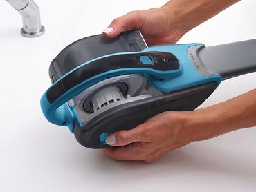 Black & Decker DVJ320J Handstaubsauger 10.8V 2Ah Dustbuster Cyclonic Action – Bild 2