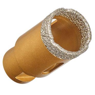 GraniFix® Ø 32 mm Diamantbohrer M14 Bohrkrone Fliesenbohrer Trockenbohrer Granit – Bild 2