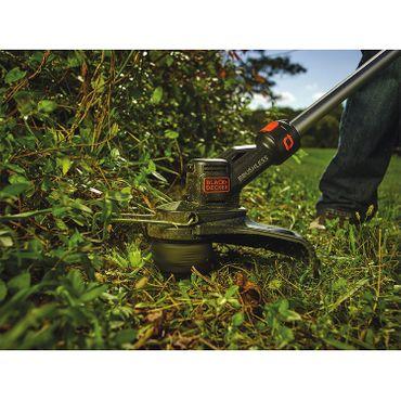 Black & Decker STB3620L bürstenloser Akku Rasentrimmer 36V/2,0Ah Li-Ion - 33 cm – Bild 4