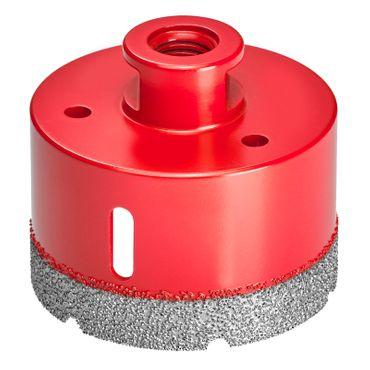 Roterberg Fliesenbohrer 65mm Diamantbohrer Diamantbohrkrone M14 Winkelschleifer