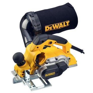 DeWALT D26501K Elektro Hobel 1150W 4 mm breite Parallelanschlag Koffer Staubsack – Bild 2