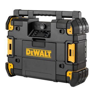 DeWALT DWST1-81078 Akku- u. Netzradio Baustellenradio mit Ladefunktion 10,8V-54V – Bild 1