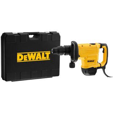 DeWALT D25872K Meißelhammer Stemmhammer SDS-Max 1.600W 13,3 J mit Koffer  – Bild 1
