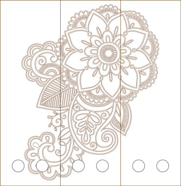 Gravur 3er Box Frontplatte – Bild 12