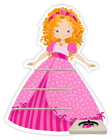 Regal für Musikbox - Prinzessin – Bild 1