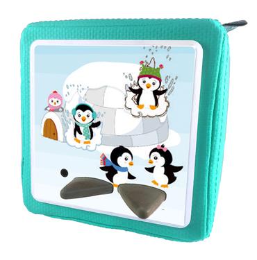Folie für Musikbox - Pinguin – Bild 11