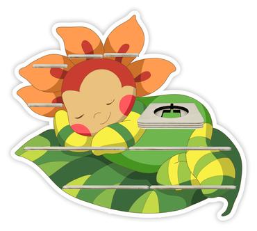 Regal für Musikbox - Blümchen schläft – Bild 1