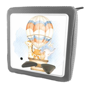 Folie für Musikbox - Heissluftballonfamilie 2 – Bild 5